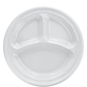 PLASTIC PLATES / BOWLS