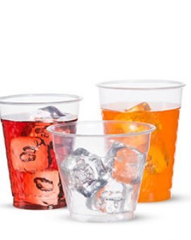 TUMBLERS/ FLUTES/ GOBLETS/ SHOTS/ WINE GLASSES / MINI CUPS
