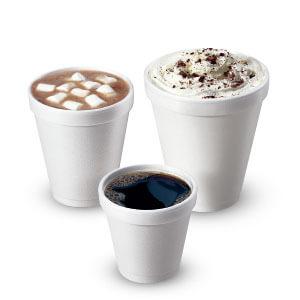FOAM CUPS / LIDS