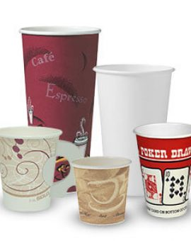 PAPER CUPS / LIDS