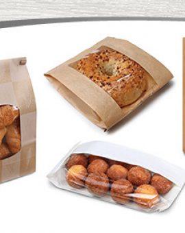 BAKERY BAGS / BREAD BAGS / SANDWICH BAGS