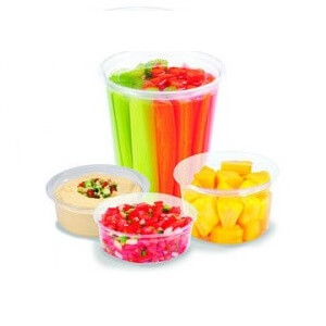 DELI CONTAINERS / LIDS