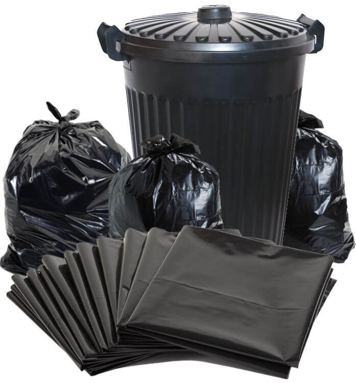 GARBAGE BAGS / TRASH CAN LINERS