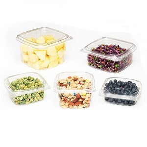 DISPOSABLE FOOD CONTAINERS / LIDS